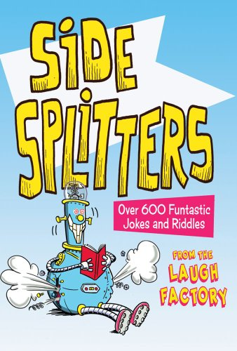 9781604332742: Side Splitters: Over 600 Funtastic Jokes and Riddles