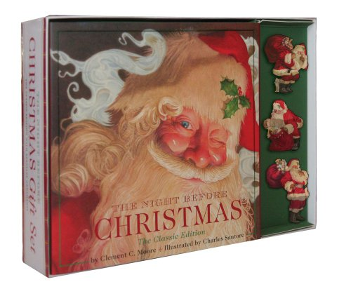 9781604332964: Night Before Christmas Gift Set: The Classic Edition with keepsake ornaments