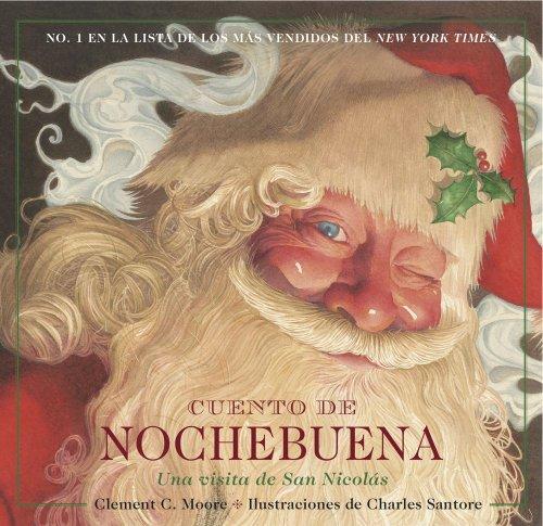 9781604332995: Cuento de Nochebuena, Una Visita de San Nicolas: Spanish Edition