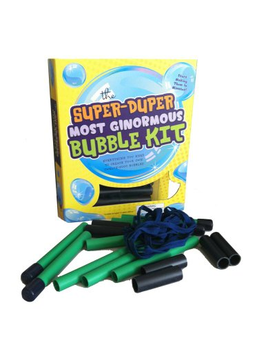 Super Duper Most Ginormous Bubble Kit: Rhatigan, Joe