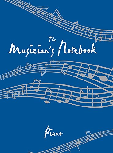 9781604333312: Musician's Notebook Piano: Revised Edition