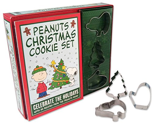 9781604334401: Peanuts Christmas Cookie Set: Celebrate The Holidays With 50 Recipes From the Peanuts Gang