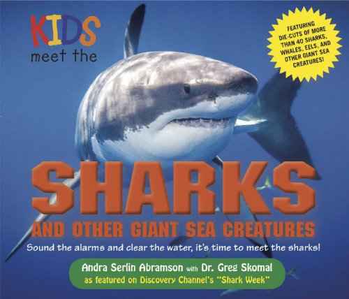 9781604334678: Kids Meet the Sharks and Other Giant Sea Creatures