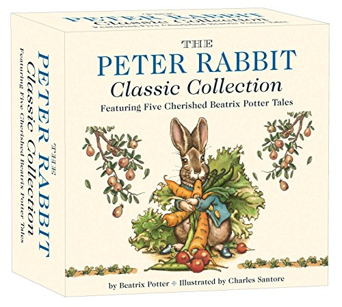 The Peter Rabbit Classic Collection: A Board Book Box Set: Potter, Beatrix