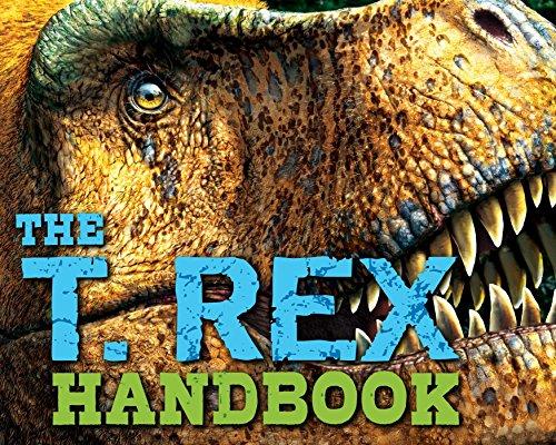 9781604336030: The T Rex Handbook (Discovering)