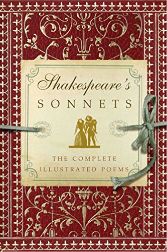 9781604336153: Shakespeare's Sonnets: The Complete Illustrated Edition