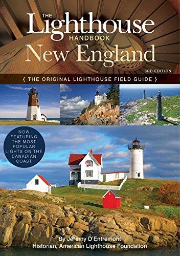 9781604336238: The Lighthouse Handbook New England: 3rd Edition