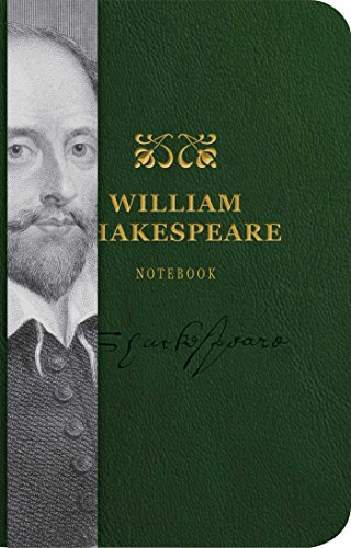 9781604336252: The Shakespeare Notebook: A Signature Series Notebook (The Signature Notebook Series)