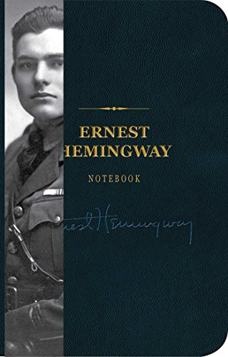 The Hemingway Notebook: A Signature Series Notebook: Cider Mill Press