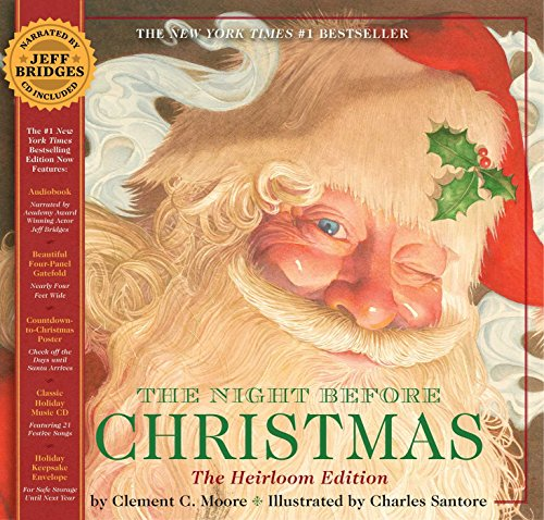 9781604336771: The Night Before Christmas: The Heirloom Edition (Classic Heirloom Edition)
