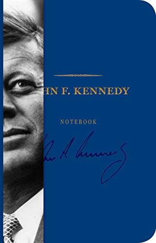 The John F. Kennedy Notebook (The Signature Notebook Series): Cider Mill Press