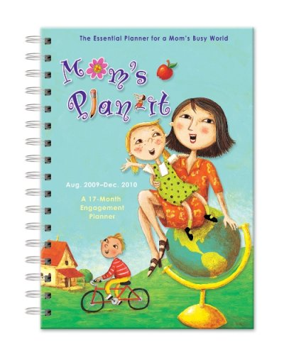 Mom's Plan-It - Eng 2010 Planner Calendar: Lang Holdings, Inc. - Avalanche
