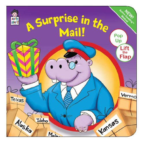 9781604360189: A Surprise in the Mail! *AWARD-WINNING TITLE (Lift the Flap & Pop Up Book) (Early Start)