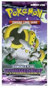 9781604380316: Pokemon Tcg Diamond & Pearl Stormfront Booster Blister Pack