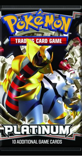 9781604380491: Pokemon TCG: Platinum 2009 Booster Pack