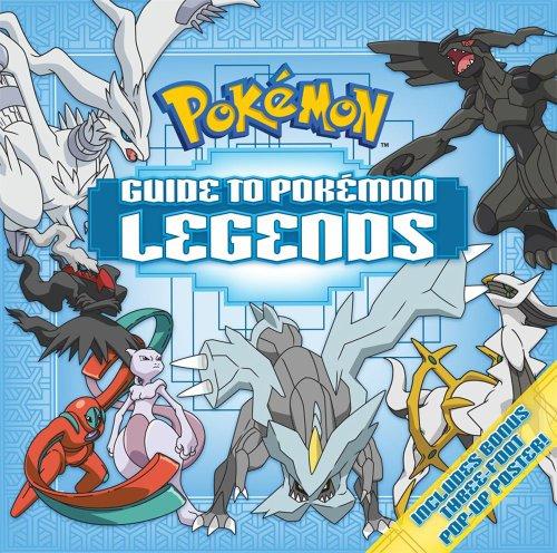 9781604381757: Guide to Pokemon Legends