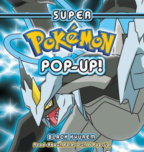 9781604381795: Super Pokemon Pop-Up: Black Kyurem