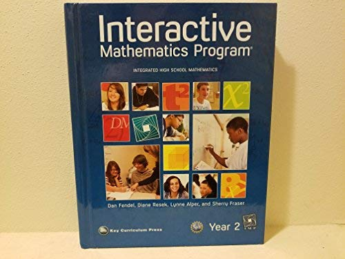 9781604400304: Interactive Mathematics Program, Year 2