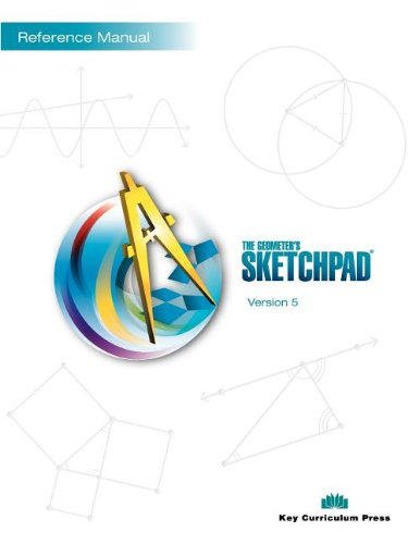 9781604401011: The Geometer's Sketchpad Version 5 Reference Manual