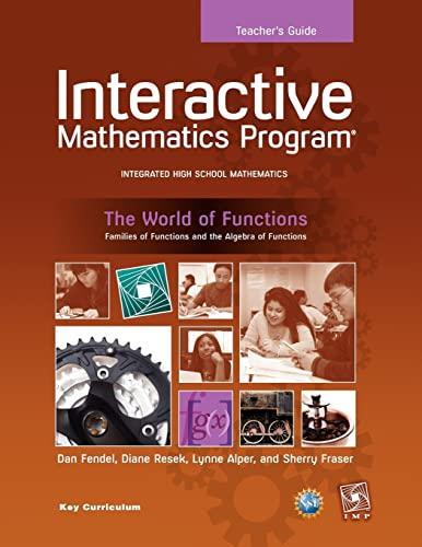 The World of Functions: Fraser, Sherry; Fraser, Sherry; Fendel, Dan