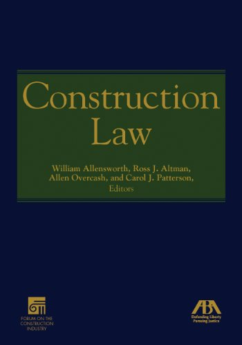 9781604423235: Construction Law