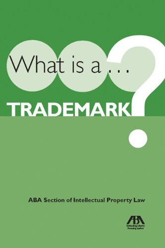 9781604425116: What Is a Trademark?