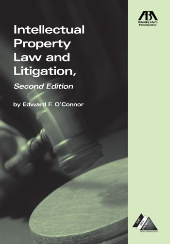 9781604425277: Intellectual Property Law and Litigation: Practical and Irreverent Insights