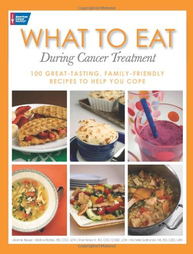 What to Eat During Cancer Treatment: 100: Jeanne Besser, Kristina