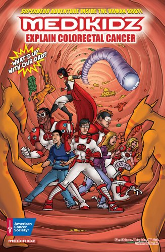 What's Up with Our Dad?: Medikidz Explain Colorectal Cancer (Medikidz Explain [Cancer XYZ]): ...