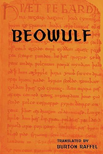 Beowulf: Raffel, Burton; Gummere