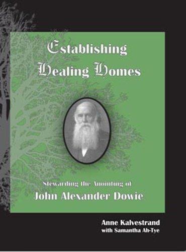 Establishing Healing Homes; Stewarding the Anointing of: Ann Kalvestrand; Samantha
