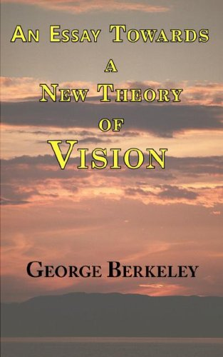 9781604501001: An Essay Towards a New Theory of Vision