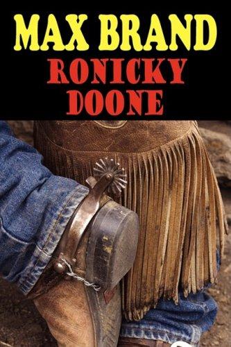 9781604504057: Ronicky Doone