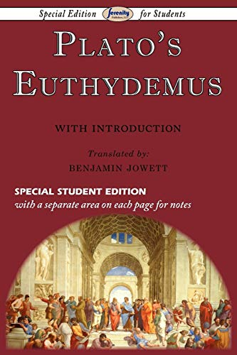 9781604507829: Euthydemus (Special Edition for Students)