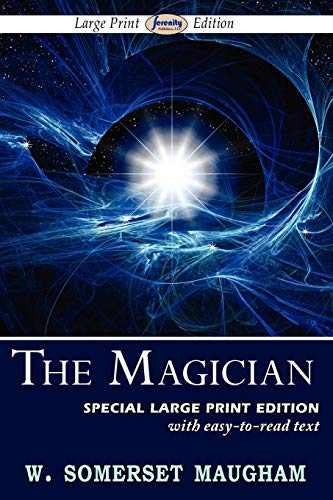 9781604508765: The Magician (Large Print Edition)