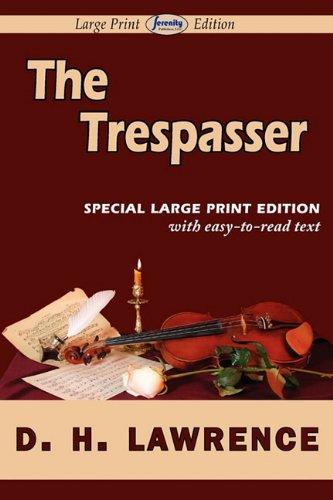 The Trespasser: D. H. Lawrence