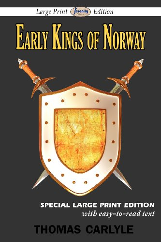 9781604508932: Early Kings of Norway (Large Print Edition)