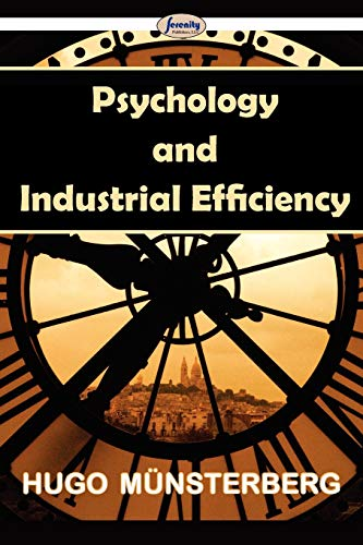 9781604508994: Psychology and Industrial Efficiency