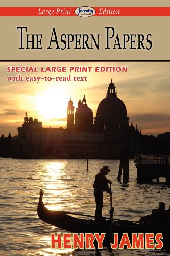 9781604509229: The Aspern Papers (Large Print Edition)