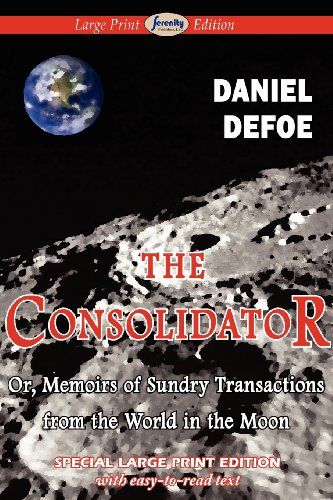 9781604509861: The Consolidator (Large Print Edition)
