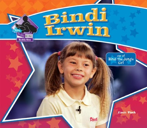 9781604531220: Bindi Irwin (Big Buddy Books: Buddy Bios)