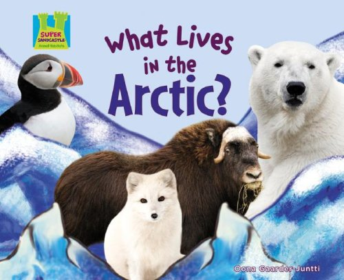 What Lives in the Arctic? (Animal Habitats): Gaarder-Juntti, Oona