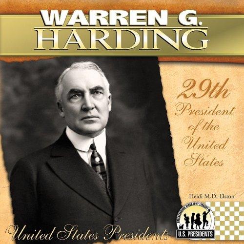 9781604534542: Warren G. Harding: 29th President of the United States (United States Presidents (Abdo))