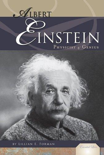 9781604535242: Albert Einstein: Physicist & Genius (Essential Lives)