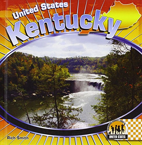 Kentucky (Checkerboard Geography Library: United States): Smith, Rich