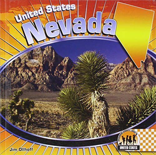 Nevada (Checkerboard Geography Library: United States (Library)): Ollhoff, Jim