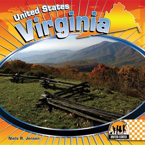 Virginia (Hardback): Niels R Jensen