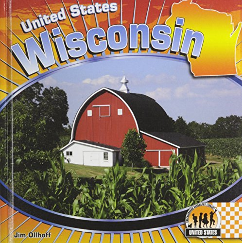Wisconsin (Checkerboard Geography Library: United States (Library)): Jim Ollhoff