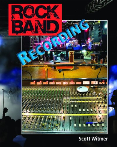 Recording (Rock Band): Witmer, Scott