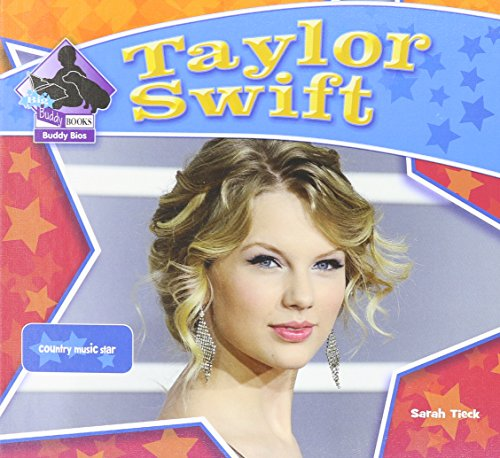9781604537123: Taylor Swift: Country Music Star (Big Buddy Biographies)